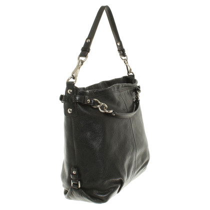 Coach Borsa in pelle in Black