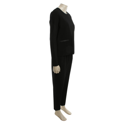 Max Mara Suit in zwart