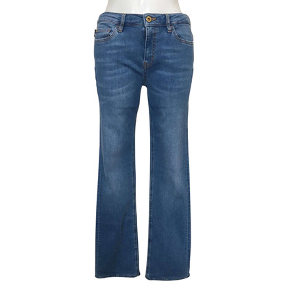 Moschino Love Jeans in used-look