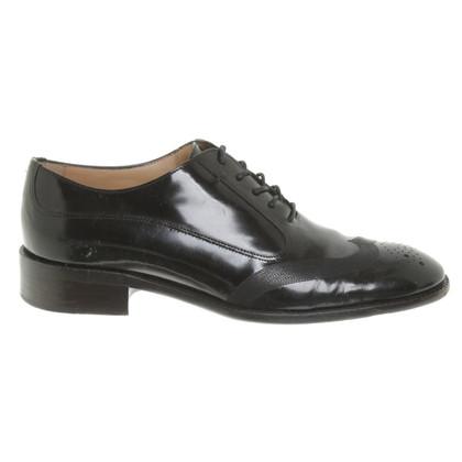 Salvatore Ferragamo Lace-up shoes in black