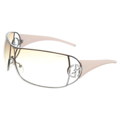 Giorgio Armani Sunglasses in cream