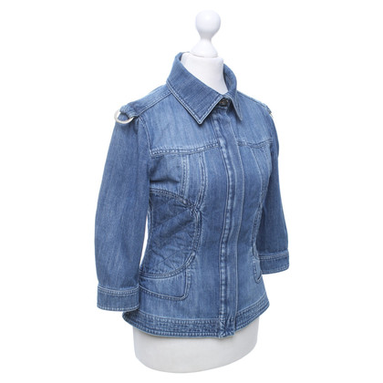 Chanel Denim jacket in blue