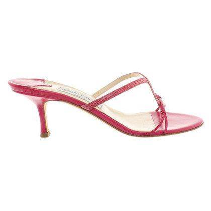 Jimmy Choo Sandali in rosa