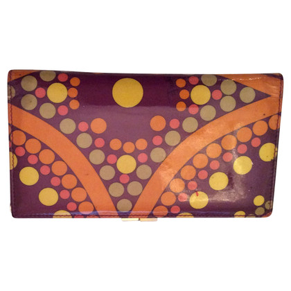Emilio Pucci Wallet with dots pattern
