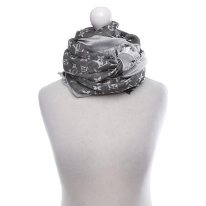 Louis Vuitton Monogram denim cloth in grey