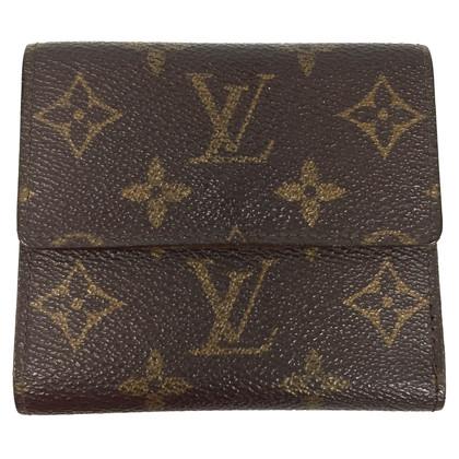 Louis Vuitton Geldbörse aus Monogram Canvas