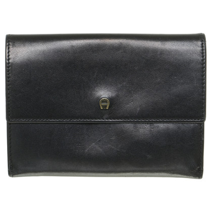 Aigner Wallet with logo detail