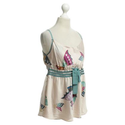 Bruuns Bazaar Top silk
