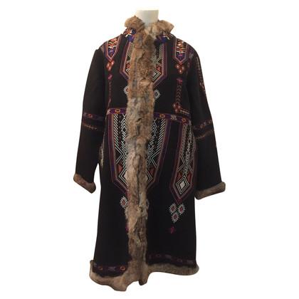Antik Batik Coat