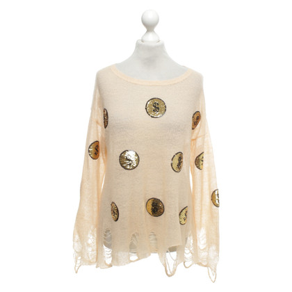 Wildfox Sweater in apricot