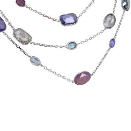 Swarovski Necklace in multicolor