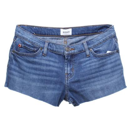 Hudson Denim shorts in blue