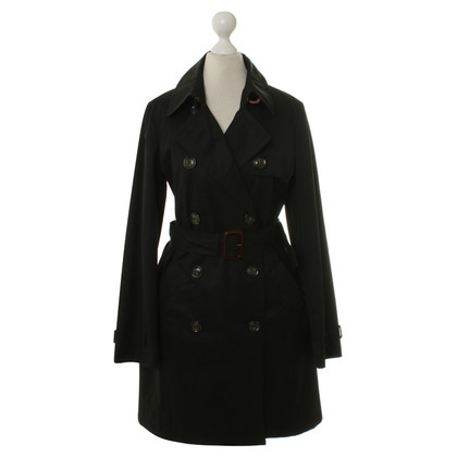 Max Mara Trenchcoat in zwart