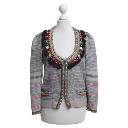 Isabel Marant blazer Stripe