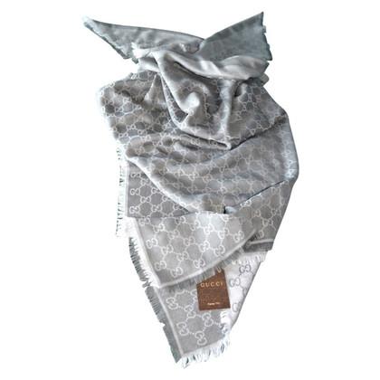 Gucci Schal mit Guccissima-Muster