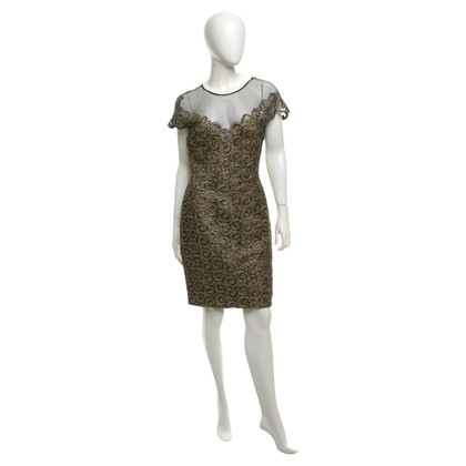 Alberta Ferretti Dress with pattern