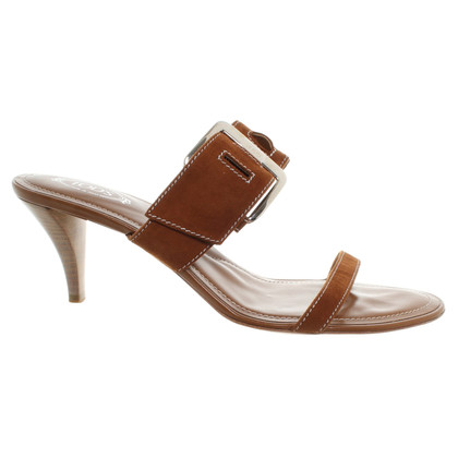 Tod's Sandals of suede