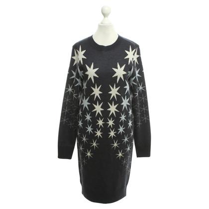 Matthew Williamson Kleid mit Sternenmuster