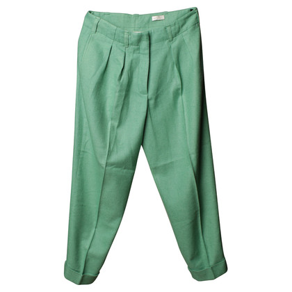 Wunderkind Pants in green