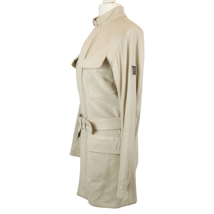Belstaff  leather coat