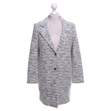 Cinque Long blazer with pattern