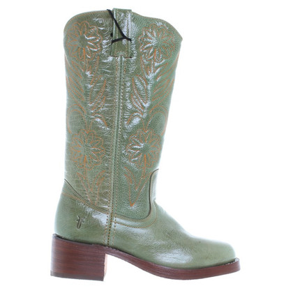 Frye Boots in green