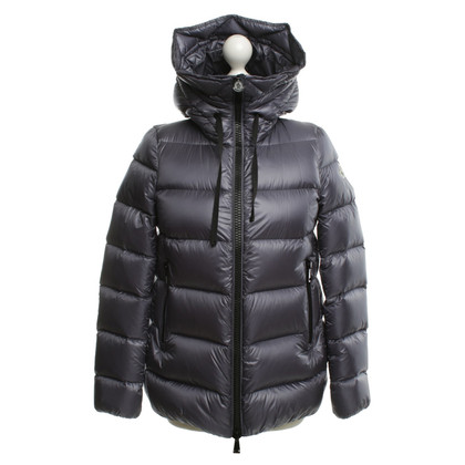 Moncler Down jacket in steel blue