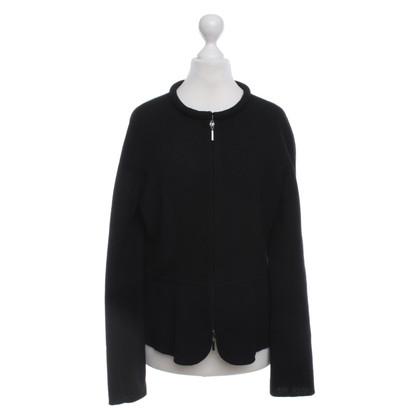Armani Collezioni Blazer in zwart