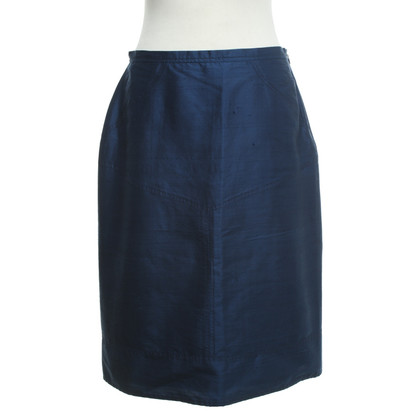 Etro skirt made of dupioni silk