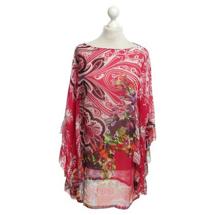 Etro Tunika mit floralem Muster