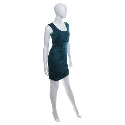 Patrizia Pepe Elegante jurk in Petrol