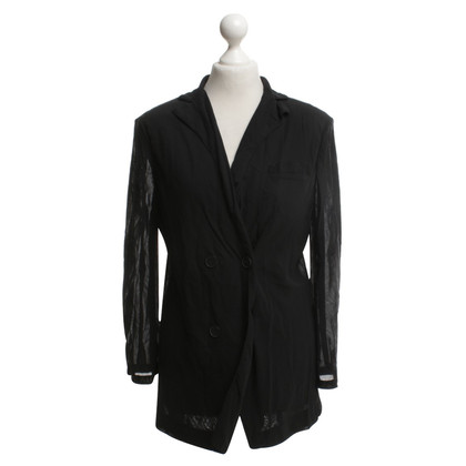 Jil Sander Blazer in Black