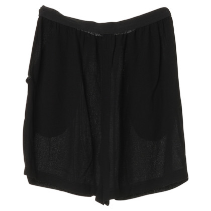 American Vintage Shorts in black
