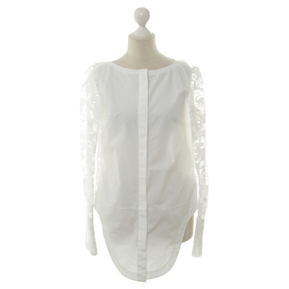 Dondup Semi transparante blouse