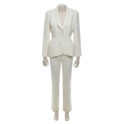 Mugler Suit in White