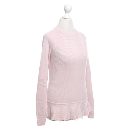 Tory Burch Sweater in blush pink