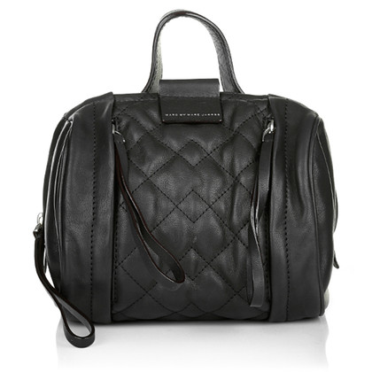 Marc by Marc Jacobs Barile 18 borsa in pelle nera