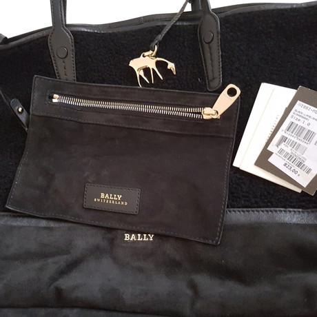 Bally Shopper Schwarz Manchester Großer Verkauf Zum Verkauf Ost Veröffentlichungstermine IAsHIRxd
