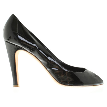 Marc Jacobs Peep-toes in black