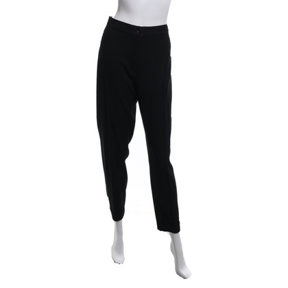 Marina Rinaldi trousers in black