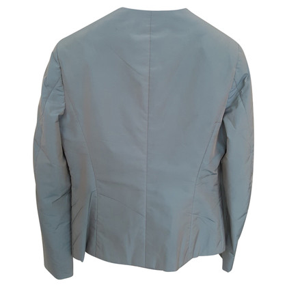 Max Mara Jacket in turquoise blue