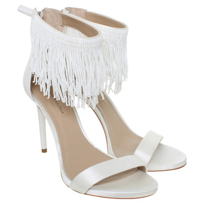 BCBG Max Azria Sandals in white