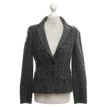 Luisa Cerano Blazer in Gray