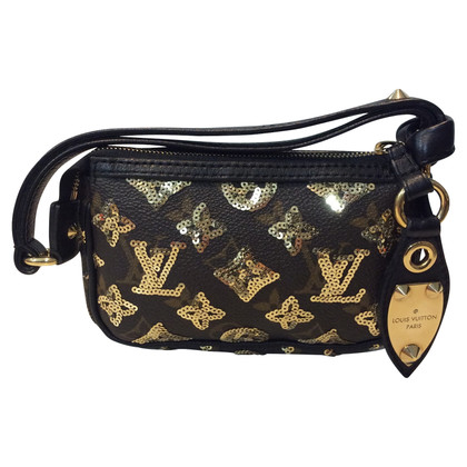 Louis Vuitton Pochette with sequins