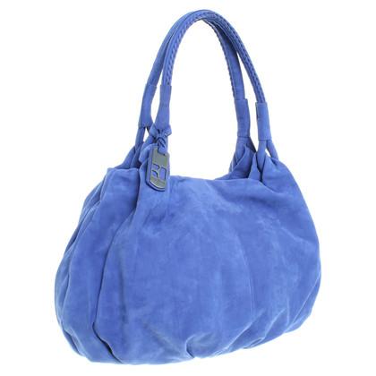 Hugo Boss Suede handbag