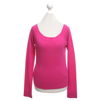 Diane von Furstenberg Kasjmier truien in roze