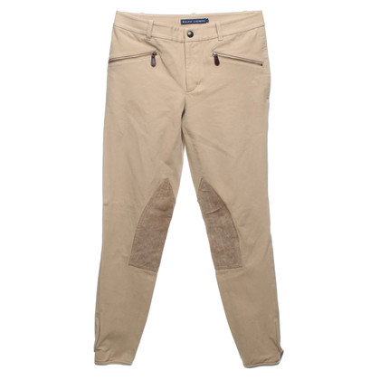 Ralph Lauren trousers in beige / brown