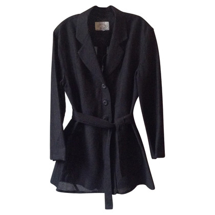 Armani Jeans Shirt jacket in black