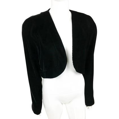 Lanvin Bolero jas gemaakt van fluweel