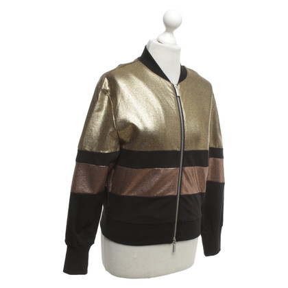 Emanuel Ungaro Jacket with glitter effect